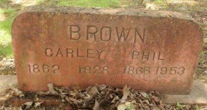 BROWN, PHIL - Jackson County, Arkansas | PHIL BROWN - Arkansas Gravestone Photos