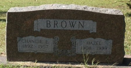 BROWN, HAZEL - Jackson County, Arkansas | HAZEL BROWN - Arkansas Gravestone Photos