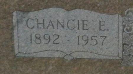 BROWN, CHANCIE E.(CLOSE UP) - Jackson County, Arkansas | CHANCIE E.(CLOSE UP) BROWN - Arkansas Gravestone Photos