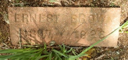 BROWN, ERNEST - Jackson County, Arkansas | ERNEST BROWN - Arkansas Gravestone Photos