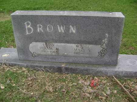 BROWN, MARY V - Jackson County, Arkansas | MARY V BROWN - Arkansas Gravestone Photos