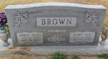 BROWN, MARY SUE - Jackson County, Arkansas | MARY SUE BROWN - Arkansas Gravestone Photos