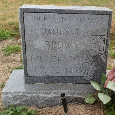 "BROWN, JAMES T. ""TIMMY"" - Jackson County, Arkansas | JAMES T. ""TIMMY"" BROWN - Arkansas Gravestone Photos"