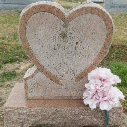 BROWN, LISA ANN - Jackson County, Arkansas | LISA ANN BROWN - Arkansas Gravestone Photos
