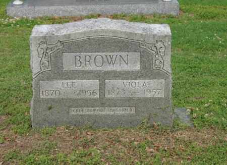 BROWN, VIOLA - Jackson County, Arkansas | VIOLA BROWN - Arkansas Gravestone Photos