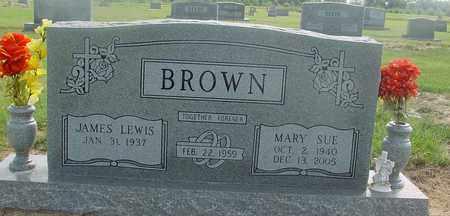 BROWN, MARY SUE - Jackson County, Arkansas | MARY SUE BROWN - Arkansas Gravestone Photos