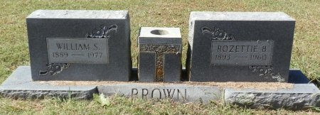 BROWN, ROZETTIE B. - Jackson County, Arkansas | ROZETTIE B. BROWN - Arkansas Gravestone Photos