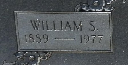 BROWN, WILLIAM S. (CLOSE UP) - Jackson County, Arkansas | WILLIAM S. (CLOSE UP) BROWN - Arkansas Gravestone Photos