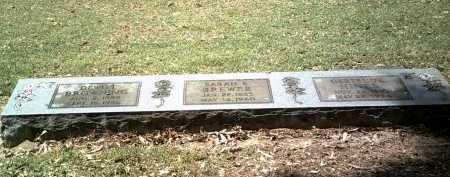 BREWER, SARAH E - Jackson County, Arkansas   SARAH E BREWER - Arkansas Gravestone Photos