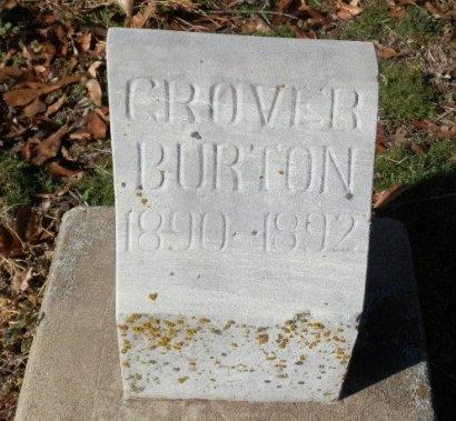 BURTON, GROVER - Jackson County, Arkansas | GROVER BURTON - Arkansas Gravestone Photos