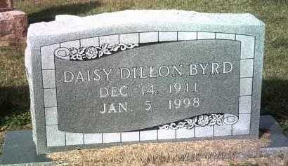 BYRD, DAISY - Jackson County, Arkansas   DAISY BYRD - Arkansas Gravestone Photos