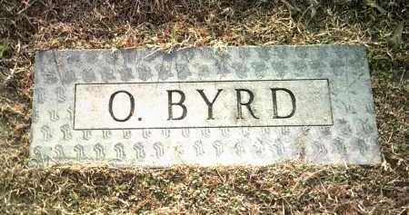 BYRD, O - Jackson County, Arkansas   O BYRD - Arkansas Gravestone Photos