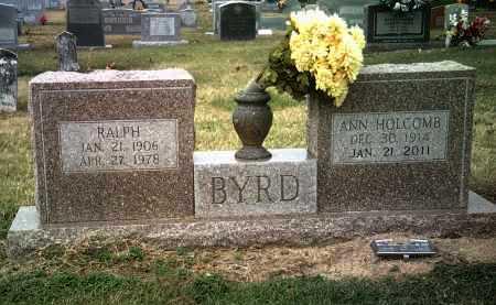 BYRD, RALPH - Jackson County, Arkansas | RALPH BYRD - Arkansas Gravestone Photos