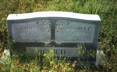 BYRD, WILLIE A - Jackson County, Arkansas | WILLIE A BYRD - Arkansas Gravestone Photos
