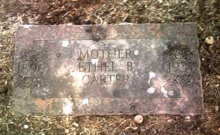 CARTER, ETHEL B - Jackson County, Arkansas | ETHEL B CARTER - Arkansas Gravestone Photos