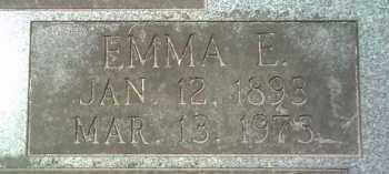 DUGGER (PIC2), EMMA E - Jackson County, Arkansas | EMMA E DUGGER (PIC2) - Arkansas Gravestone Photos