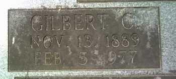 DUGGER (PIC2), GILBERT C - Jackson County, Arkansas | GILBERT C DUGGER (PIC2) - Arkansas Gravestone Photos