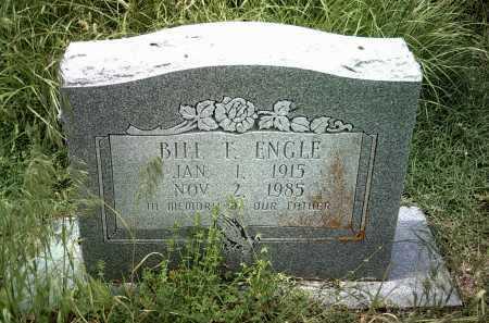 ENGLE, BILL T - Jackson County, Arkansas | BILL T ENGLE - Arkansas Gravestone Photos