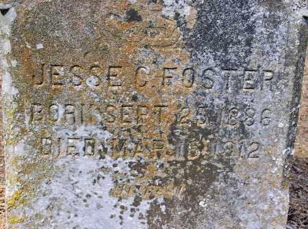 FOSTER, JESSIE C - Jackson County, Arkansas | JESSIE C FOSTER - Arkansas Gravestone Photos