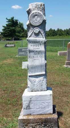 FOUST, HARVEY - Jackson County, Arkansas | HARVEY FOUST - Arkansas Gravestone Photos