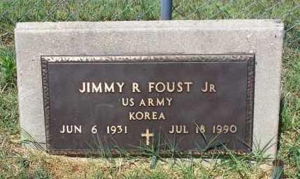 FOUST, JR (VETERAN KOR), JIMMY R - Jackson County, Arkansas | JIMMY R FOUST, JR (VETERAN KOR) - Arkansas Gravestone Photos