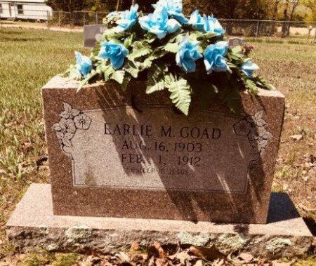 GOAD, EARLIE M. - Jackson County, Arkansas | EARLIE M. GOAD - Arkansas Gravestone Photos