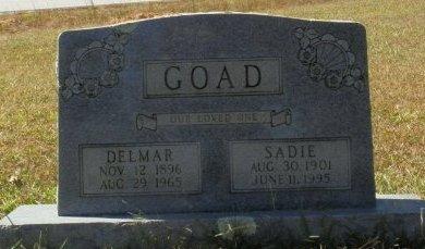 GOAD, GEORGE DELMAR - Jackson County, Arkansas | GEORGE DELMAR GOAD - Arkansas Gravestone Photos