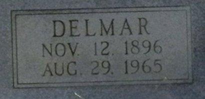 GOAD, GEORGE DELMAR (CLOSE UP) - Jackson County, Arkansas   GEORGE DELMAR (CLOSE UP) GOAD - Arkansas Gravestone Photos