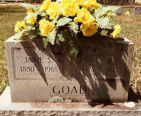 GOAD, BILL M. - Jackson County, Arkansas | BILL M. GOAD - Arkansas Gravestone Photos