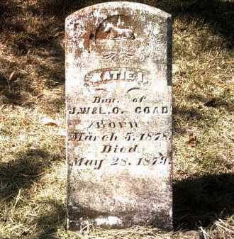 GOAD, KATIE I - Jackson County, Arkansas | KATIE I GOAD - Arkansas Gravestone Photos