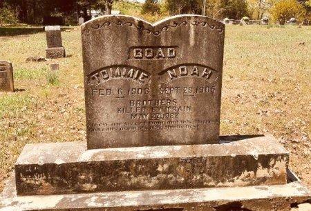 GOAD, TOMMIE - Jackson County, Arkansas | TOMMIE GOAD - Arkansas Gravestone Photos