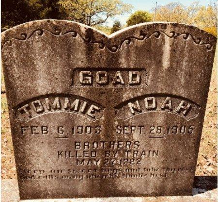 GOAD, TOMMIE (CLOSE UP) - Jackson County, Arkansas | TOMMIE (CLOSE UP) GOAD - Arkansas Gravestone Photos