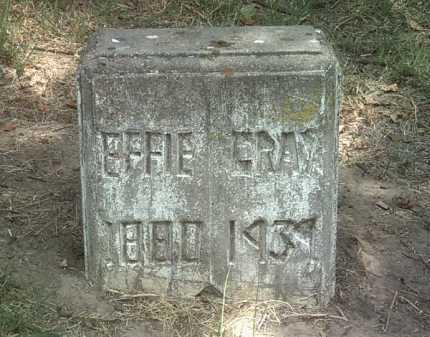 GRAY, EFFIE - Jackson County, Arkansas   EFFIE GRAY - Arkansas Gravestone Photos