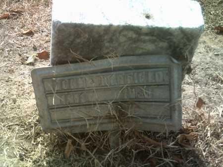 HATFIELD, JOHN - Jackson County, Arkansas | JOHN HATFIELD - Arkansas Gravestone Photos