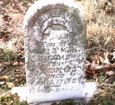 HELMS, DOWELL C - Jackson County, Arkansas | DOWELL C HELMS - Arkansas Gravestone Photos