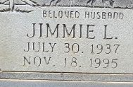 HELMS, JIMMIE L (CLOSE UP) - Jackson County, Arkansas | JIMMIE L (CLOSE UP) HELMS - Arkansas Gravestone Photos
