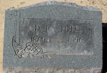 HITE, D R - Jackson County, Arkansas | D R HITE - Arkansas Gravestone Photos