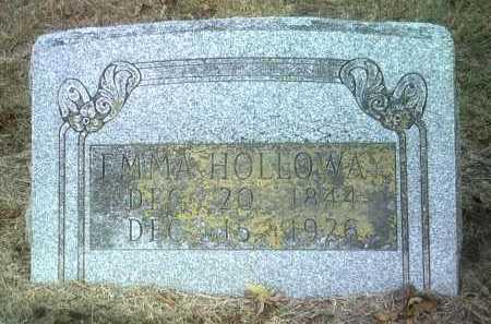 HEARD HOLLOWAY, EMMA - Jackson County, Arkansas | EMMA HEARD HOLLOWAY - Arkansas Gravestone Photos