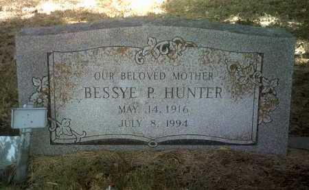 HUNTER, BESSYE P - Jackson County, Arkansas | BESSYE P HUNTER - Arkansas Gravestone Photos