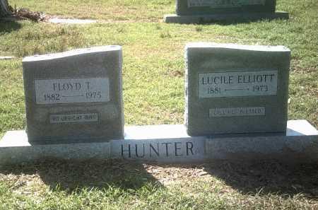 HUNTER, LUCILE - Jackson County, Arkansas | LUCILE HUNTER - Arkansas Gravestone Photos