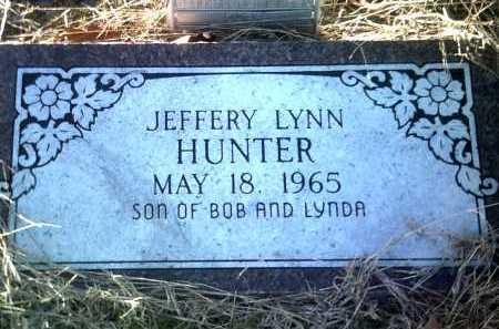 HUNTER, JEFFERY LYNN - Jackson County, Arkansas | JEFFERY LYNN HUNTER - Arkansas Gravestone Photos