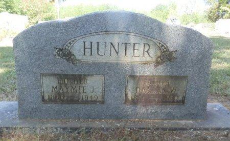 HUNTER, MAYME J - Jackson County, Arkansas | MAYME J HUNTER - Arkansas Gravestone Photos