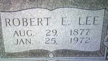 HUNTER, ROBERT E LEE (CLOSEUP) - Jackson County, Arkansas   ROBERT E LEE (CLOSEUP) HUNTER - Arkansas Gravestone Photos