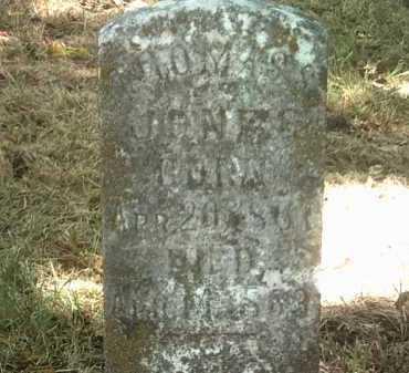 JONES, THOMAS S - Jackson County, Arkansas   THOMAS S JONES - Arkansas Gravestone Photos