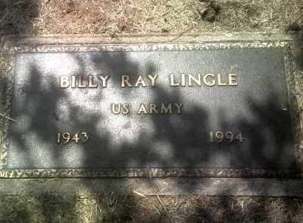 LINGLE (VETERAN), BILLY RAY - Jackson County, Arkansas   BILLY RAY LINGLE (VETERAN) - Arkansas Gravestone Photos