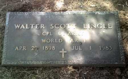 LINGLE (VETERAN WWI), WALTER SCOTT - Jackson County, Arkansas   WALTER SCOTT LINGLE (VETERAN WWI) - Arkansas Gravestone Photos