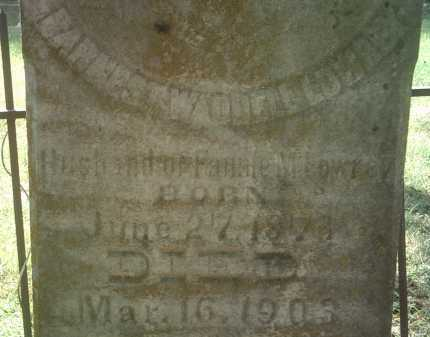 LOWREY (PIC2), EARNEST WADDELL - Jackson County, Arkansas | EARNEST WADDELL LOWREY (PIC2) - Arkansas Gravestone Photos