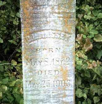 MASSEY, D L - Jackson County, Arkansas | D L MASSEY - Arkansas Gravestone Photos