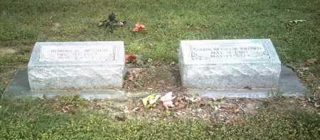 BROWN, ZADA - Jackson County, Arkansas | ZADA BROWN - Arkansas Gravestone Photos