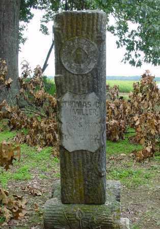 "MILLER, THOMAS C ""CHUCK"" - Jackson County, Arkansas | THOMAS C ""CHUCK"" MILLER - Arkansas Gravestone Photos"
